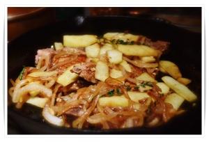 Pork Chops smothered 4