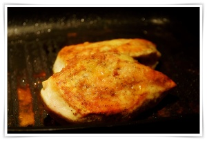 Stuffed ChickenBreasts Greek