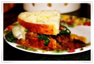 Italian pork Sandwich
