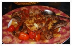 Pork Chops with Anchovies