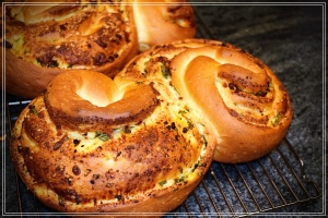 Figure 8 bread