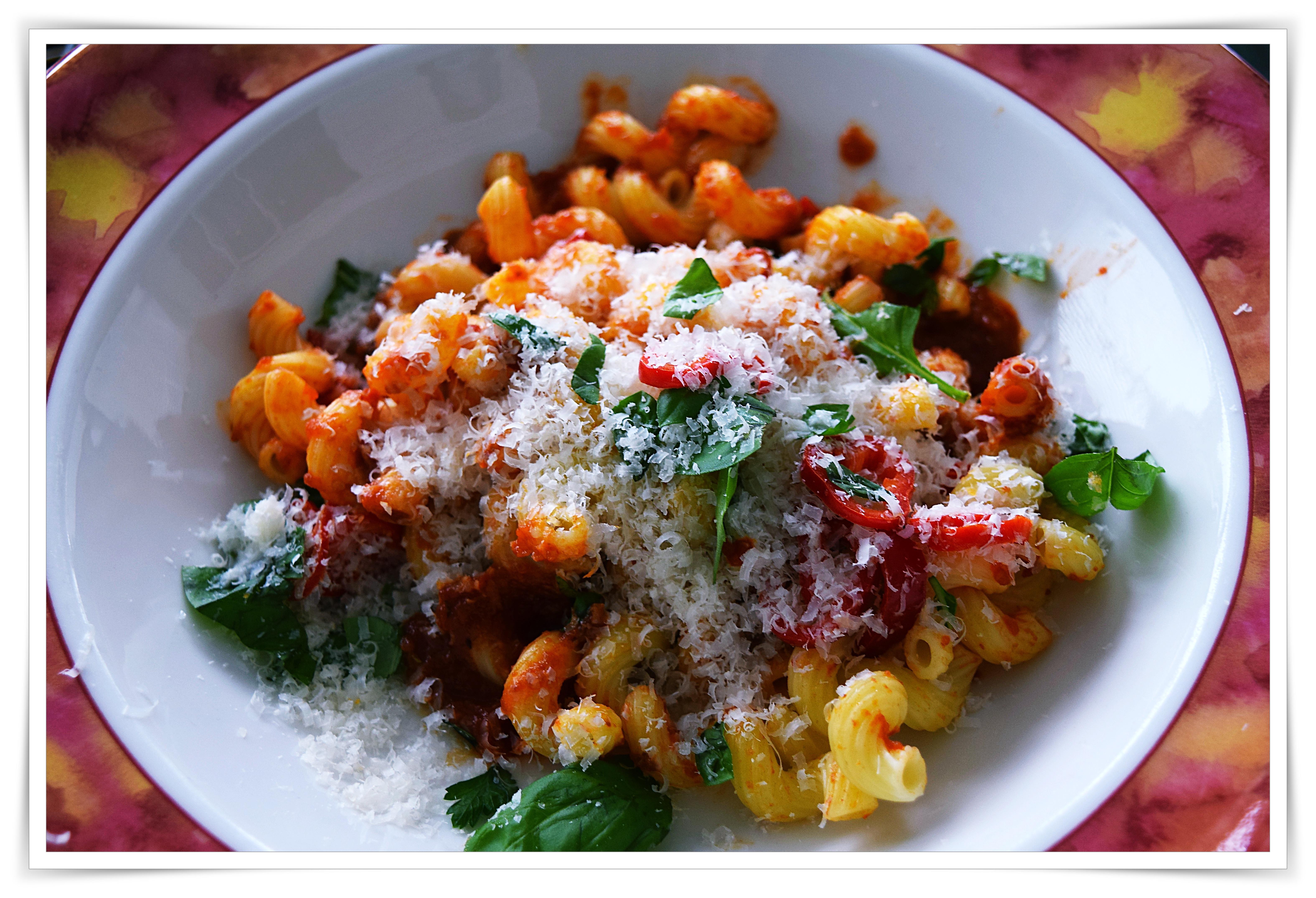 Recipe Arrabiata Pasta Jamie Oliver 31