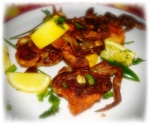 Soft shells crabs