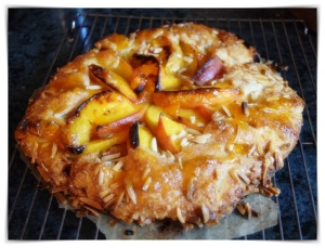Gallette Summer Peach
