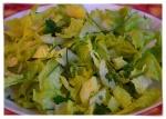 Salad for Crab cocktails
