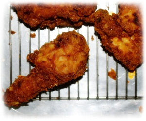 Fried chicken 5
