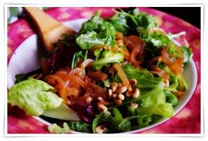 Salad Arugula 2